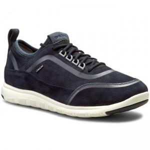 Shoes GEOX U Xunday 2Fit B U620DB 00022 C4002 Morski HrKLS