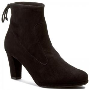 Boots PETER KAISER Cesy 04651240 Schwarz Suede