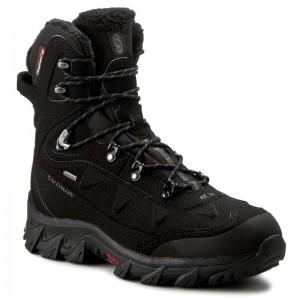 Hiking Boots SALOMON Nytro Gtx GORE TEX 108616 26 G0 Black