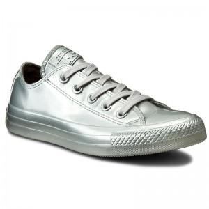 Sneakers CONVERSE Ctas Metallic Rubber Ox 553272C Pure