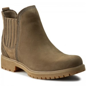 Boots TIMBERLAND Lyonsdale Chelsea A199Z Canteen Boots
