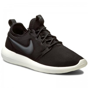 Shoes NIKE Roshe Two 844931 002 Black/Anthracite/Sail/Volt