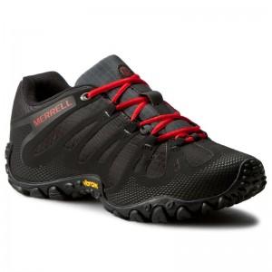 Trekker Black Boots Intercept Merrell Smooth J73703 QErBeWdCxo