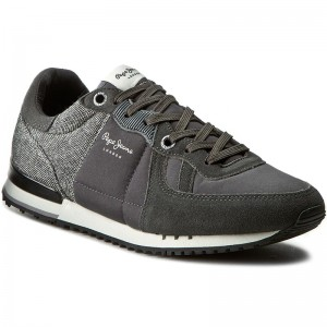 957 Sneakers Shadow Jeans Tweed Pepe Tinker Pms30272 6yIbY7gvf