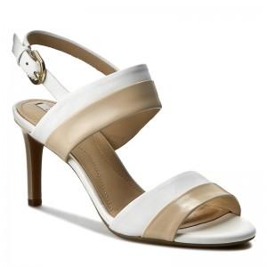 Sandals GEOX D Audie B D621TB 038KF CA51Z SkinWhite