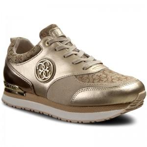 Sneakers GUESS Rimma FLRIM1 FAL12 BEIBR Sneakers Low