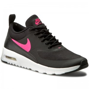 Shoes NIKE Air Max Thea (GS) 814444 001 BlackHyper Pink