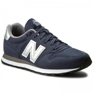 Sneakers NEW BALANCE - GM500NAY Navy Blue - Sneakers - Low shoes ...