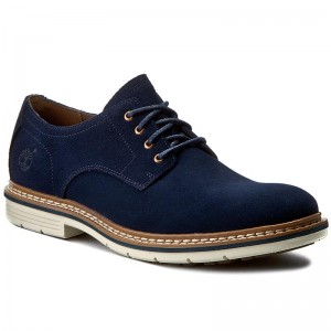 Shoes TIMBERLAND Naples Trail Oxford A17GD Navy Casual