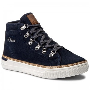 s.Oliver 26207 Navy sneakers sale