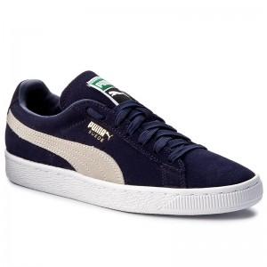 Puma Suede Classic+ peacoatwhite (Herren) (356568 51) ab € 40,00