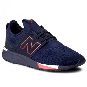 Sneakers NEW BALANCE - MRL247NR Navy Blue - Sneakers ...