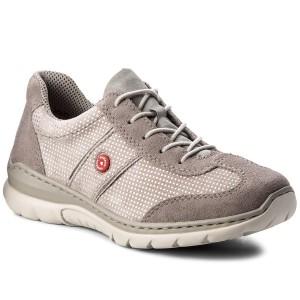 Rieker Damen Sneaker blau L3220 14