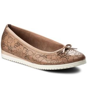 Shoes TAMARIS 1 23622 20 WhiteSilver 191 Flats Low