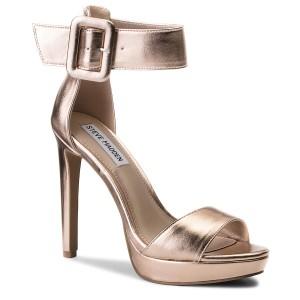 37538aa5756 Sandals STEVE MADDEN - Landen High Heel Sandal 91000999-10002-09030 ...
