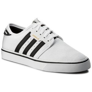 Shoes adidas - Seeley J CQ1182 Ftwwht/Cblack/Ftwwht