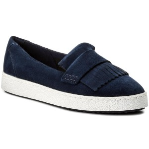 a2a700aa9cb Sneakers CLARKS - Glove Echo 261186374 White Leather - Flats - Low ...