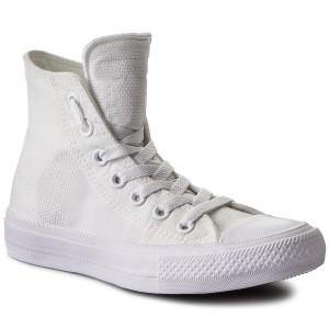 Sneakers CONVERSE Ctas II Hi 155418C White White White 7338832aff