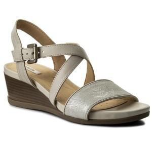 5027aa1f852e Sandals GEOX - D Marykarmen A D828QA 05477 C1002 Off White