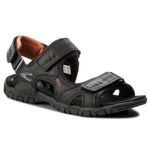 Sandals CAMEL ACTIVE Ocean 422.11.15 MoccaBlack Sandals