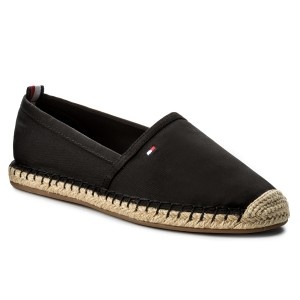 42dc0292e92ca Espadrilles TOMMY HILFIGER - See-Through Detail Espadrille ...