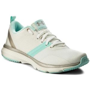 Shoes UNDER ARMOUR - Ua W Press 2 3000260-101 Wht