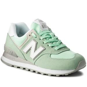 Sneakers NEW BALANCE WL574ESM Green