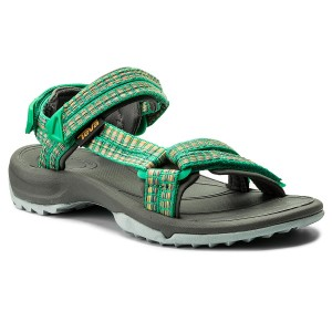 bf615654fee9 Sandals TEVA - Terra-Float 2 Universal 1091333 Nica Avocado Coral ...