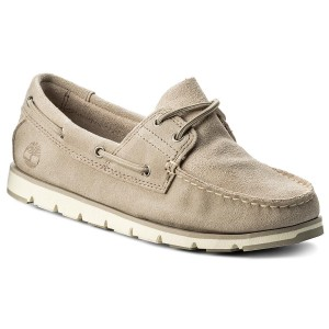 Moccasins TIMBERLAND Camden Falls Suede Boat TB0A1P84L471