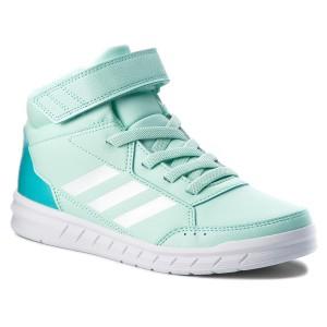 brand new 45779 4103a Shoes adidas - AltaSport Mid EL K AH2557 CleminFtwwhtHiraqu
