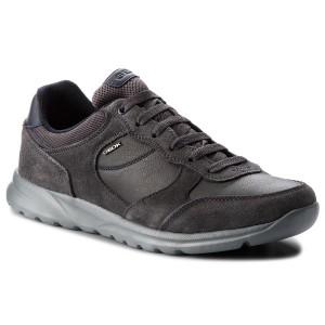 GEOX U Damian C Schuhe Freizeit Sneaker Herren Halbschuhe navy U940HC022BCC4002