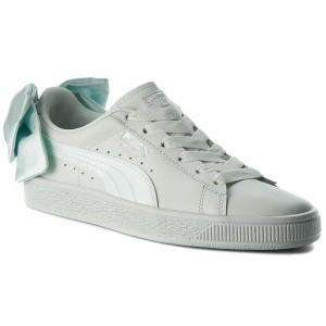 Sneakers PUMA Basket Bow Wn's 367319 03 Blue FlowerBlue