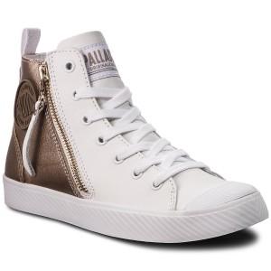 a64ff6006bf71 Sneakers PALLADIUM Plphoenix Zml U 75952-145-M White/Light Gold/White