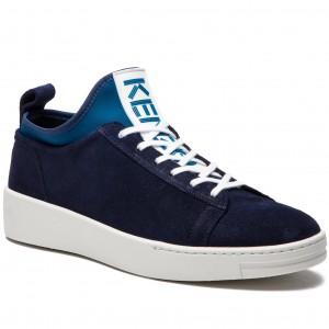 181773586a8 Sneakers KENZO - F865SN122F54 Bleu Marine 76 - Sneakers - Low shoes ...