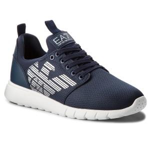 Sneakers EA7 EMPORIO ARMANI Sneaker X8X007 XCC02 00285 Navy e0b3e99074d