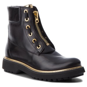 jamón Albany despensa  Boots GEOX - D Asheely Plus A D84ACA 00043 C9999 Black - Boots - High boots  and others - Women's shoes | efootwear.eu