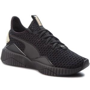 5e268d47b2e Sneakers PUMA - Defy Varsity Wn s 191148 01 Puma Black Metallic Gold