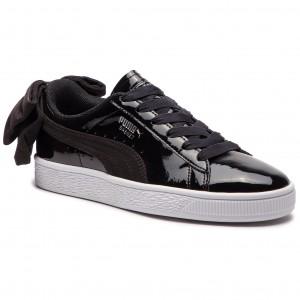 Sneakers PUMA Suede Platform Bling Wn's 366688 01 Puma