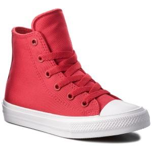 Sneakers CONVERSE - Ctas II Hi 350145C Salsa Red Wh 758379bdbc