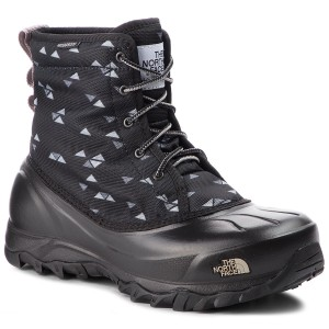 Snow Boots THE NORTH FACE Tsumoru Boot T93MKT5UB Tnf Black