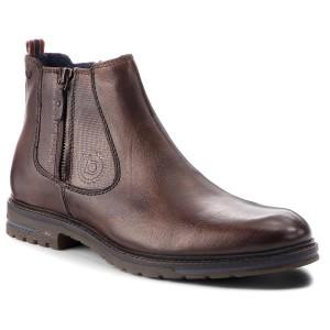 Boots BUGATTI 321-61830-4100-6100 Dark Brown 5d00ebba14