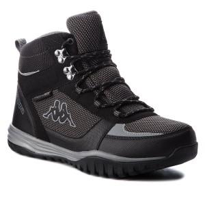 048ca6ad Trekker Boots KAPPA - Mountain Tex 242369 Black/Grey 1116