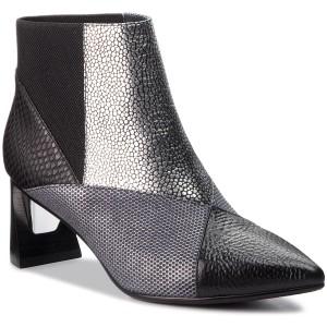 10aea97ce4ef3 Boots UNITED NUDE - Tetra Hi 101625203214 Indigo/Black/Silver ...