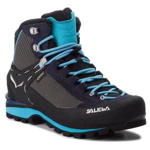 Trekker Boots SALEWA Mtn Trainer Mid Gtx GORE TEX 63459 0989 AsphaltSangira