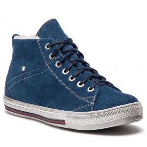 Shoes TAMARIS 1 22132 20 Denim 802 Flats Low shoes