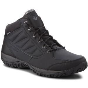 Trekker Boots COLUMBIA Fairbanks Omni Heat BM2806 Black