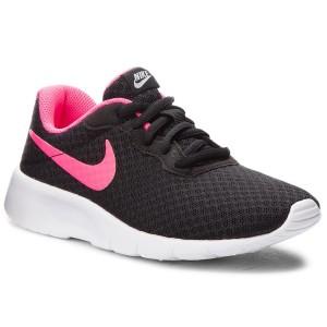 ad256cf3 Shoes NIKE - Tanjun (GS) 818381 011 Black/White/White - Sneakers ...