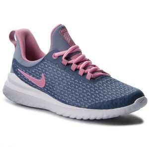 Shoes NIKE Renew Rival (GS) AH3474 400 Diffused Blue Pink Ashen Slate b17b8a65e