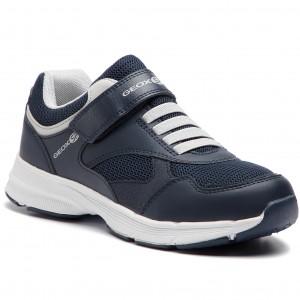 Sneakers GEOX J Sinead G. B J949TB 0DH22 C4021 M Dk Navy