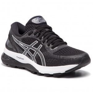 4e4b83372425 Shoes ASICS - Gel-Nimbus 19 T750N Flash Coral Dark Purple White 0632 ...